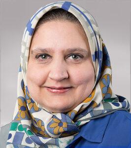 Mona Ghanam is Quality Assurance Manager for Zochem